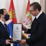 Vučić uručio orden kiparskom ministru spoljnih poslova 8