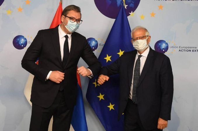 Vučić: Srbija će sa EU izgraditi brzu prugu između Beograda i Niša 5