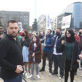 Frilenseri sutra organizuju protestni performans ispred Skupštine Srbije 10
