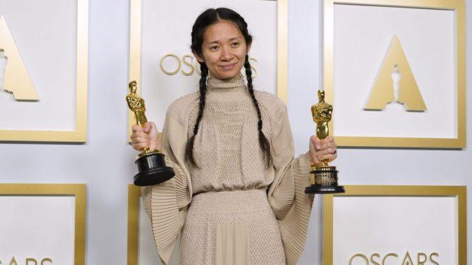 Film Nomadland pobednik na 93. dodeli Oskara (FOTO) 13
