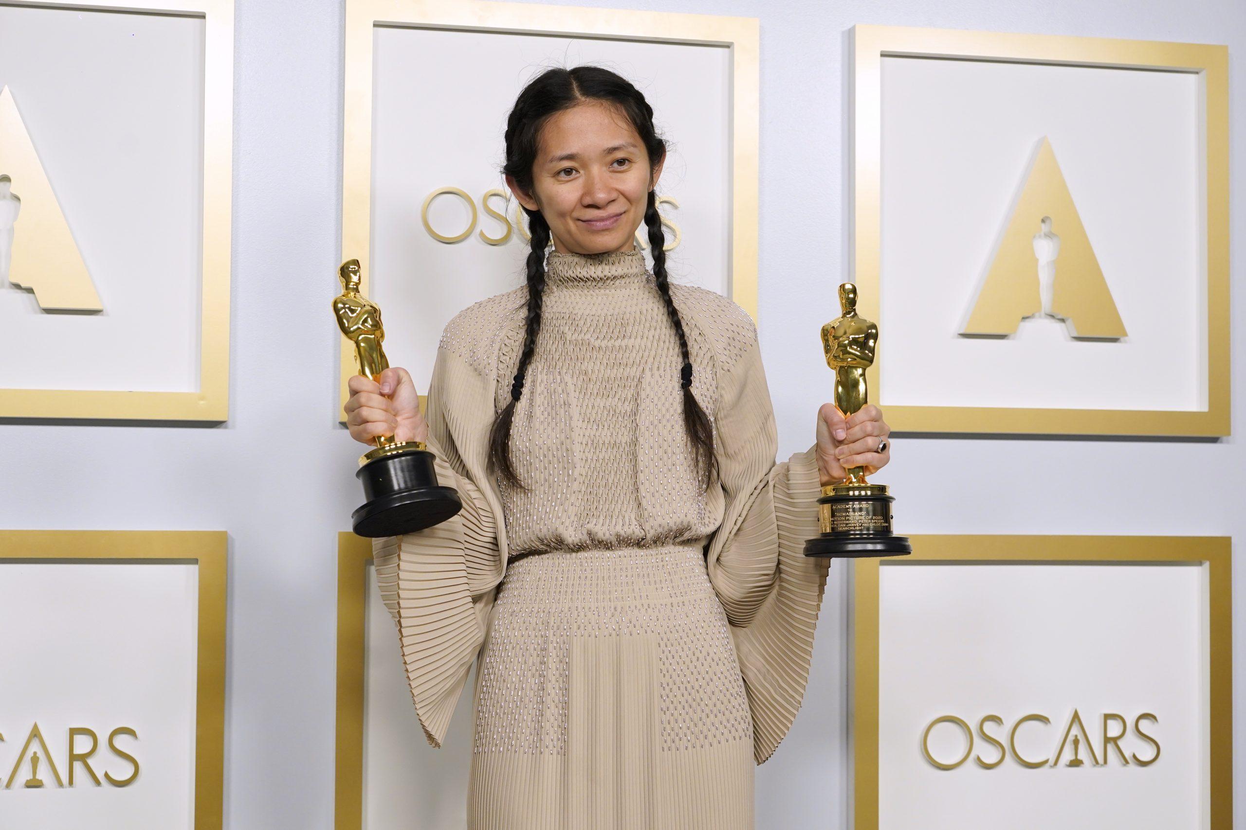 Film Nomadland pobednik na 93. dodeli Oskara (FOTO) 1