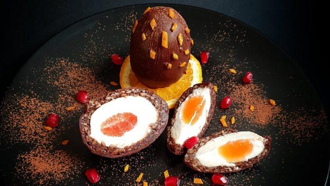 Recept: Čokoladna jaja – uskršnji slatkiš 1