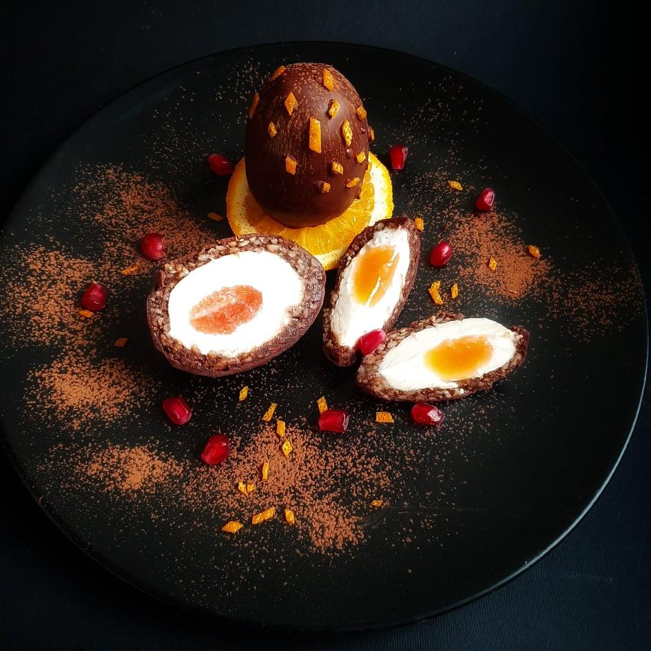 Recept: Čokoladna jaja – uskršnji slatkiš 2