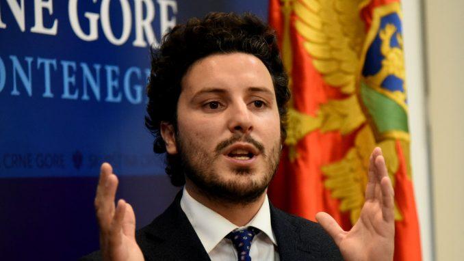 Dritan Abazović: Svetozar Marović je oličenje organizovanog kriminala 1