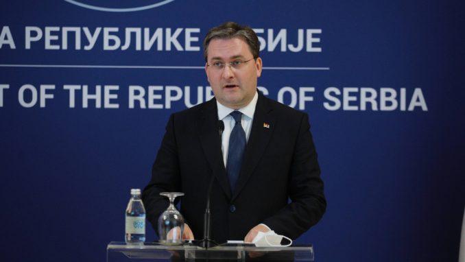Šef diplomatije Srbije kritikovao izjavu Vjose Osmani o dijalogu 4