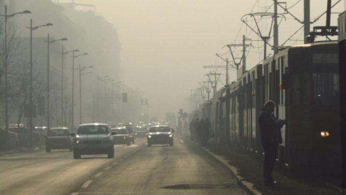 Nacionalna ekološka asocijacija: Stanje kvaliteta vazduha u Srbiji alarmantno 5