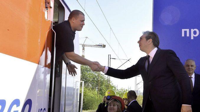 Novac za brzu prugu deo paketa od 10 milijardi za Zapadni Balkan 6