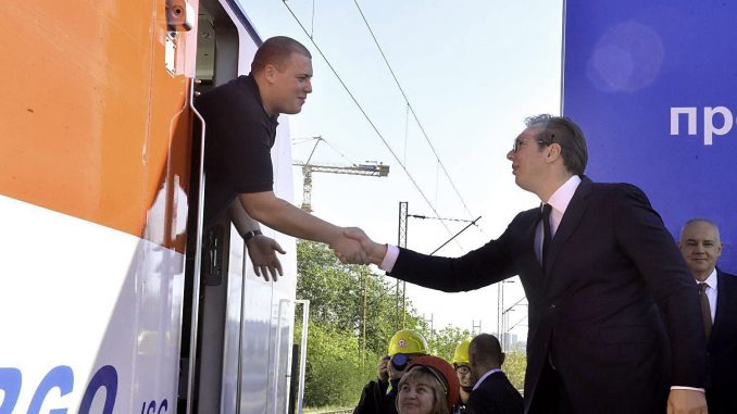 Novac za brzu prugu deo paketa od 10 milijardi za Zapadni Balkan 5