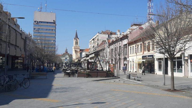 Protestna vožnja u subotu u Zrenjaninu zbog vode 1
