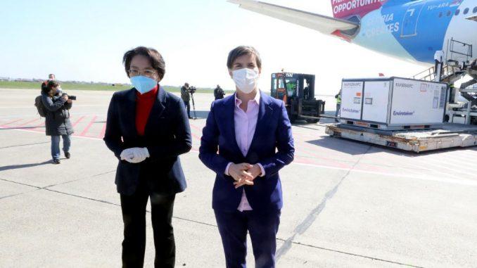 U Srbiju stiglo 500.000 doza kineskih Sinofarma vakcina 3