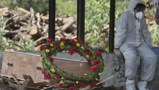Indija ponovo beleži najveći broj obolelih u svetu 1