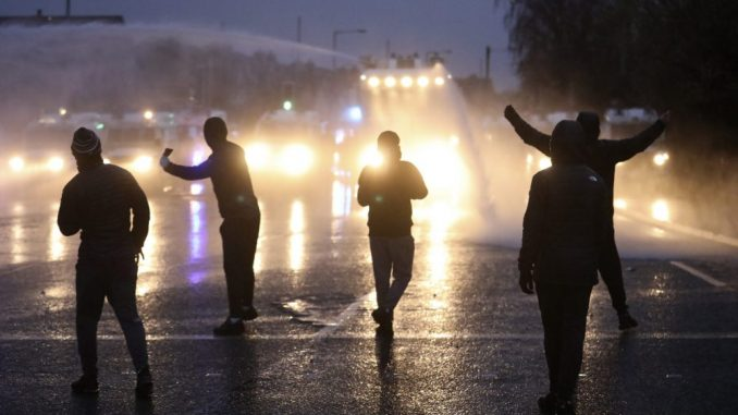 U Severnoj Irskoj ponovo nemiri nedelju dana posle protesta 1
