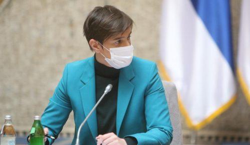 Premijerka Srbije danas u Briselu 2
