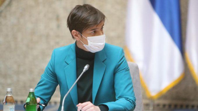 Brnabić: Ekonomski pokazatelji u prvom kvartalu 2021. bolji od očekivanih 5