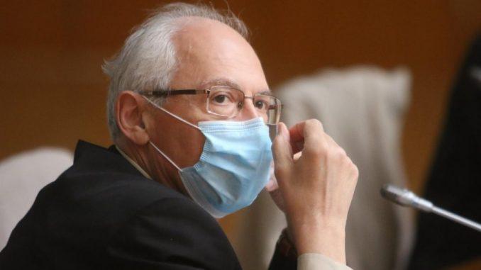 Kon: Aktivnost korona virusa u padu 5