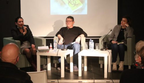 "Basara: Četiri dodatne nagrade NIN vredela pometnja nastala zbog toga što je ""Kontraendorfin"" nagrađen 1"