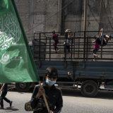 Novi sukobi u Jerusalimu, rakete ispaljene iz Pojasa Gaze 14