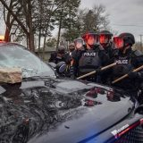Protesti zbog smrti Afroamerikanca u Minesoti, policija tvrdi da je njen pripadnik slučajno pucao 11