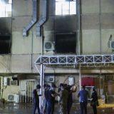 Irački ministar zdravlja podneo ostavku posle požara u bolnici 4