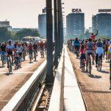 Beogradska biciklistička Kritična masa 24. aprila 13