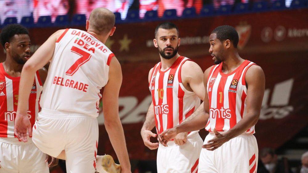 Košarkaški klub Zvezda kažnjen finansijski zbog kršenja korona protokola 1