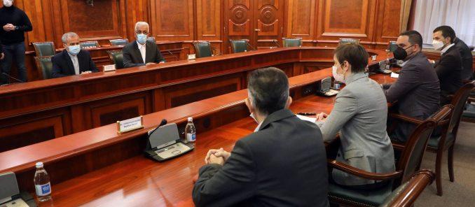 Brnabić: Srbija posvećena jačanju odnosa sa Iranom 3