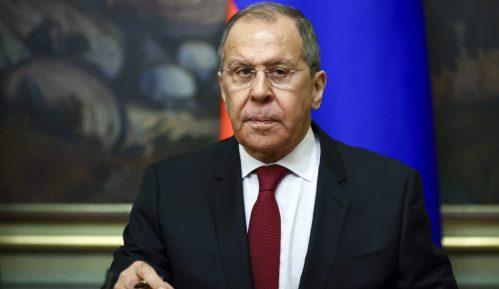 Lavrov: Odnosi sa Zapadom dotakli dno 6