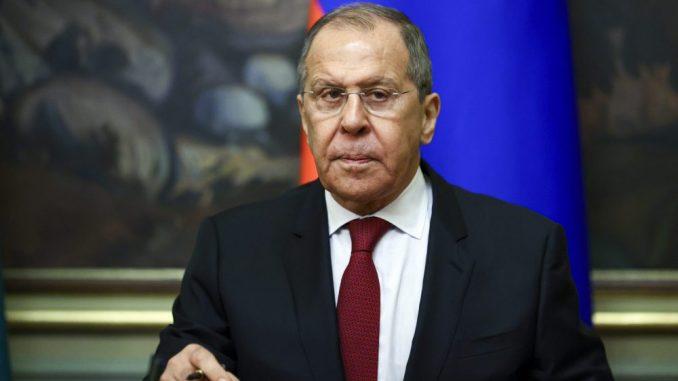Lavrov: Odnosi sa Zapadom dotakli dno 1