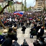 U Sloveniji demonstracije protiv vlade 5