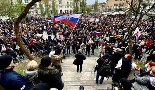 U Sloveniji demonstracije protiv vlade 10