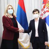 Premijerka Brnabić razgovarala sa predsednicom RS Cvijanović o saradnji po raznim pitanjima 14