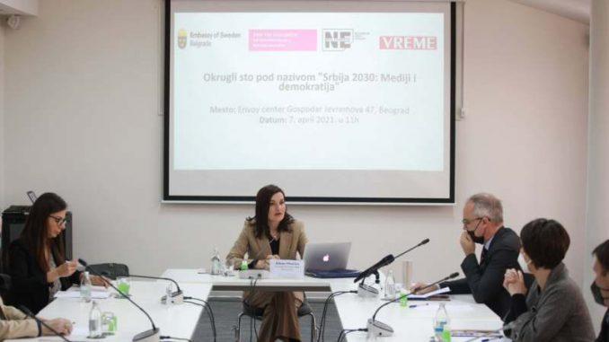 Mediji: Vlast Srbije dehumanizuje i kriminalizuje slobodne medije, neko može i da izgubi glavu 1