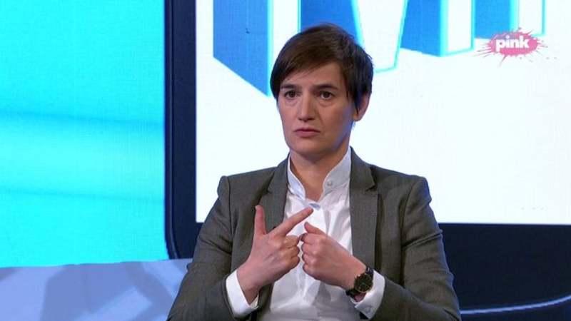 Brnabić: Ekološki ustanak nije bio politički skup, ali su ga neki politizovali 1