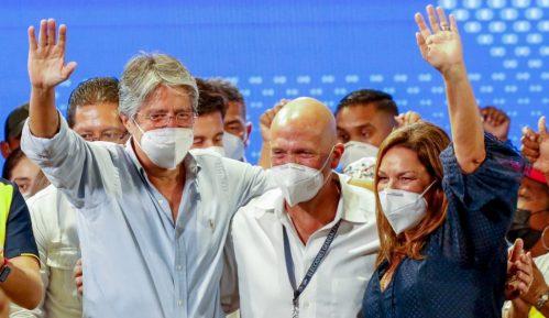 Laso proglasio pobedu na predsedničkim izborima u Ekvadoru 1