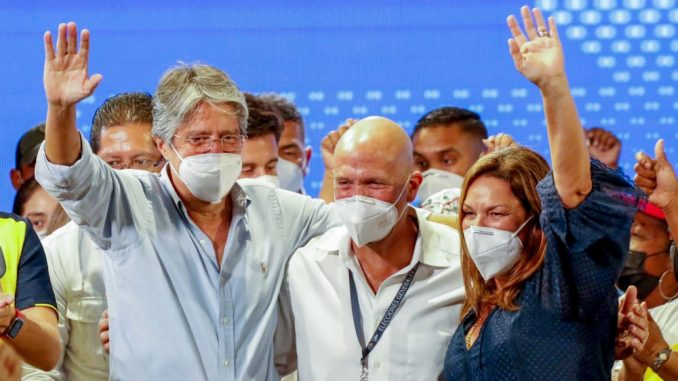 Laso proglasio pobedu na predsedničkim izborima u Ekvadoru 3