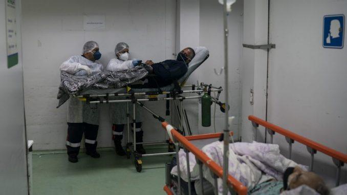 Više od 4.000 umrlih od korona virusa u 24 časa u Brazilu 5