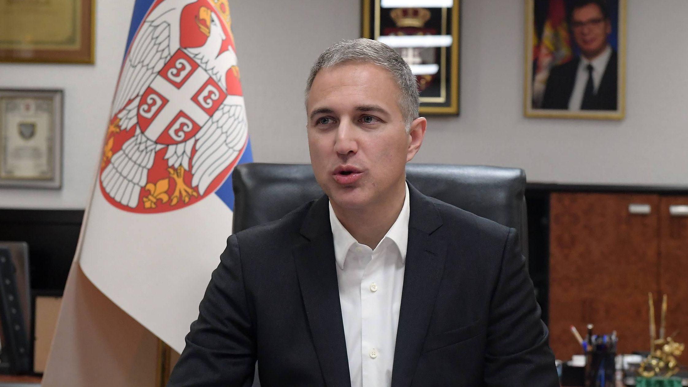 Stefanović: Neću dozvoliti da me mediji koji podržavaju Vučića i Vladu povezuju sa mafijom 1