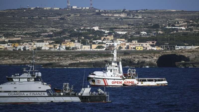 Potonuo brod sa 130 migranata 1