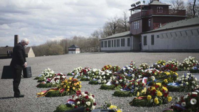 Predsednik Nemačke: Logor Buhenvald oslikava celokupni varvarizam nacista 1