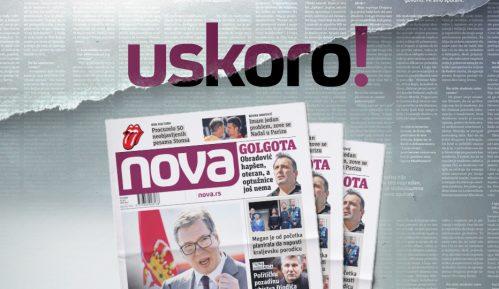 """Stižu nove novine """"Nova"""" 6"""