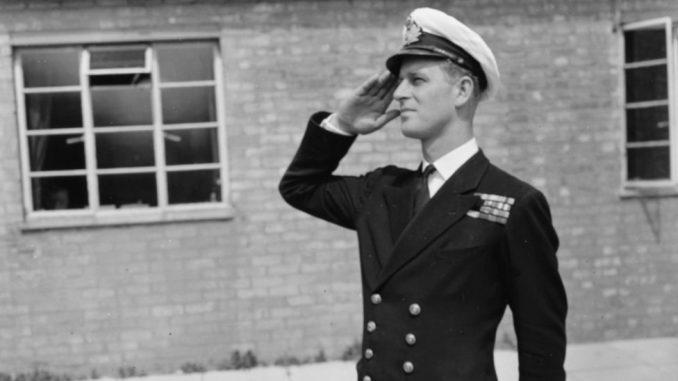 Princ Filip: Kako je Kraljevska mornarica formirala vojvodu od Edinburga 7