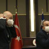 Verbalni sukob ministara Grčke i Turske pred novinarima u Ankari 12