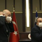 Verbalni sukob ministara Grčke i Turske pred novinarima u Ankari 11