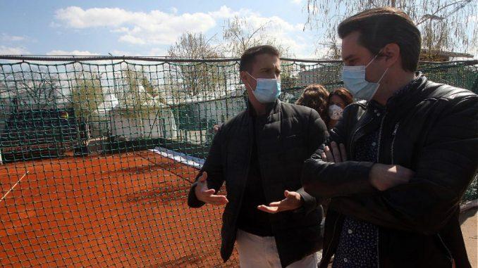 "Teniski turnir ""Serbia open"" od 19. do 25. aprila u Beogradu 1"