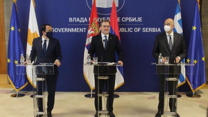 Selaković: Očuvanje mira i stabilnosti u ovom delu Evrope je glavna ideja vodilja Srbije 5