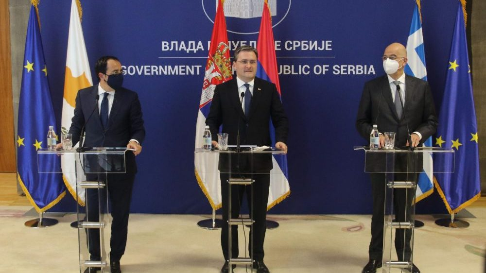 Selaković: Očuvanje mira i stabilnosti u ovom delu Evrope je glavna ideja vodilja Srbije 1
