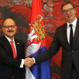 Vučić primio četiri akreditivna pisma ambasadora Meksika, Turske, Holandije i Bugarske 2