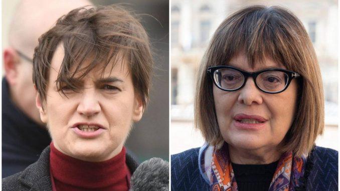 United Media uputila pismo premijerki Ani Brnabić i ministarki Maji Gojković 4