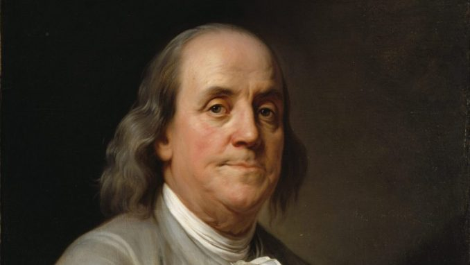 Bendžamin Frenklin: Prvi Amerikanac 5