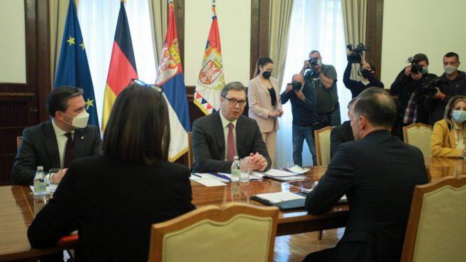 Vučić: Srbija spremna za nastavak dijaloga sa Prištinom, protiv smo 'zamrznutog koflikta' 3